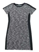Avenue Womens Size 10 Grey Dress (Regular)