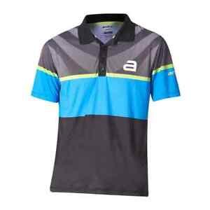 Sports Clothing: Andro Table Tennis Polo Shirt Blake