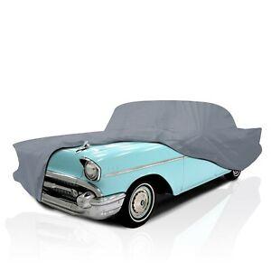 5 Layer Semi Custom Fit Car Cover for Dodge Meadowbrook 1949-1954 Sedan 4-Door