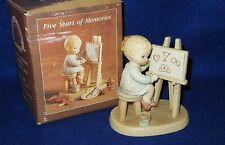"""Five Years Of Memories"" Enesco Memories Of Yesterday #525669 - Mib"