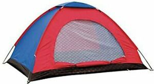 Portable Waterproof Dome Tent for 6 Person Tent(Multicolour) Free Shipping