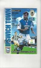 Away Teams S-Z West Bromwich Albion Division 1 Football Programmes