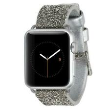 Case-Mate 42mm Brilliance Watch Band - Silver