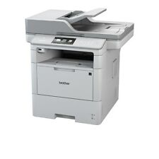 Brother DCP-L6600DW (A4) Mono Laser Multifunction Printer (Print/Copy/Scan)