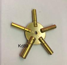 cle de pendule multiple impaire remplace 5 x clef de remontage pendule horloge