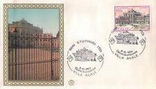 FDC ITALIA PRIMO GIORNO DI EMISSIONE 1984 STUPINIGI TORINO VILLA REALE 7-27