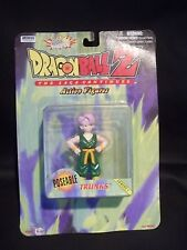 "DBZ DRAGONBALL Z TRUNKS 4"" ACTION FIGURE NEW NIB SERIES 5 IRWIN TOYS 1999 anime"