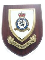 RAF Station Gatow Wall Plaque Royal Air Force Hand Made For MOD