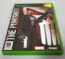 The Punisher XBOX Original PAL *Complete*
