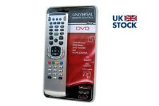 Universal Remote Control for DVD Player DVD Recorder and Home Cinema Most Brands
