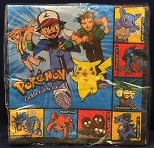 Pokemon Gotta Catch 'em All Birthday Party Napkins Luncheon Size 16 each