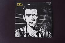 VINILE LP: Peter Gabriel-III 3 GER lavato ORIGINALE 1980 Phonogram