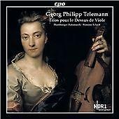 Telemann:Dessus De Viole [Hamburger Ratsmusik,Simone Eckert ] [CPO: 777968-2], H