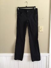 Athleta Women Black Pants Size 6T