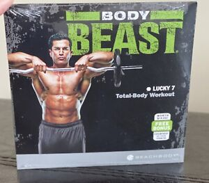 BODY BEAST - LUCKY 7 - NEW DVD