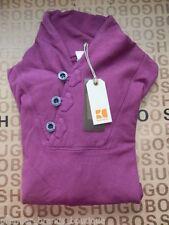 HUGO BOSS Y Neck Button-Front Cardigans for Men