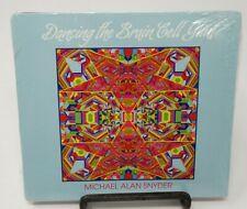 MICHAEL ALAN SNYDER: DANCING THE BRAIN CELL GLINT MUSIC CD, 17 TRACKS, OPTIC