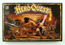 Hero Quest + 2 extensions KARAK VARN + retour du hexers-MB bon état