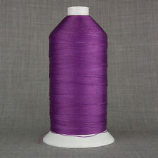 BONDED NYLON 12s 2000m VERY STRONG PURPLE BOUNCY CASTLE REPAIR SEWING THREAD TKT