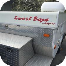 Camper Cover 8-10 ft box Pop Up Trailer Coleman Jayco Rockwood Viking Flagstaff