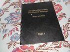 Atlas of Gynecologic Pathology book Part 2 1973 color slides MEDICAL tumors etc