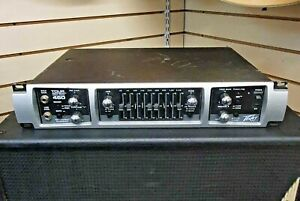 Peavey Tour Series 450 - 450W Rackmount Bass Amplifier Head