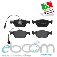 P23077 pastiglie freno anteriori BREMBO per ALFA ROMEO FIAT LANCIA