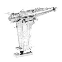 Fascinations Metal Earth Star Wars The Last Jedi Resistance Bomber Kit