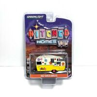 Greenlight | 1:64 Hitched Homes Series 8 - Shasta Airflyte | IN STOCK