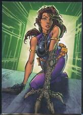 2012 Cryptozoic DC Comics New 52 Trading Card #59 Voodoo