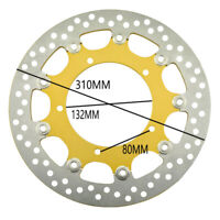 Motorcycle Front Floating Brake Disc Rotor Fit for Yamaha YZF-R1 1000 2007-2008