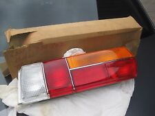 BMW E3 2500 2800 Bavaria-->'71 Rt Taillight Lens NEW/ OEM / Perfect/ 63211350702