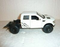Jada  Ford F-150 1:24 Scale Model Truck No Bed  S-30