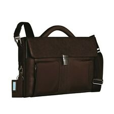 Piquadro Frame brown Briefcase/Office/Laptop Bag Small size CA1620FR/M
