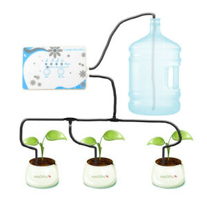 Drip Irrigation Pump Automatic Watering Plant Watering Timer Garden Controller