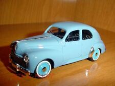 PEUGEOT 203 1948 BLUE 1:43 MINT!!! -WITH BOX-