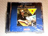 THE BEST OF AL STEWART  -  CENTENARY COLLECTION  -  CD 1996  NUOVO E SIGILLATO