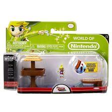 World of Nintendo Legend of Zelda Windwaker Tetra Open Ocean Set