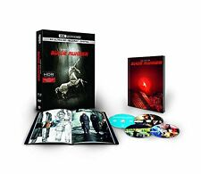 Blade Runner 4K Ultra HD+Blu Ray+Art Book Special Edition / WORLDWIDE SHIPPING