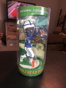 Upper Deck Dobble Bobble Bobblehead Marvin Harrison  Numbered Limited Edition