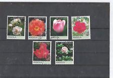 Angola wunderschöner Rosen Satz