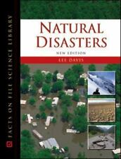 Natural Disasters (Facts on File Science Library)-ExLibrary