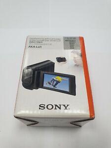 NEW SONY AKA-LU1 HAND HELD GRIP WITH LCD