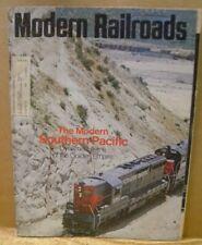Modern Railroads 1970 July SP In depth specialized cars intermodal