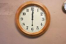 "Sigh Wall Clock 708 ""NEW"""