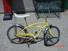 Schwinn Stingray Junior Yellow Original Paint Muscle Bicycle Survivor