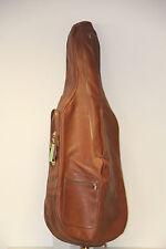 Hübsch * Cello-Sack * VC-Form-Decke für ¾ Cello * braun + Taschen