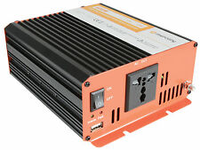 NEW MERCURY 600W 24V to 230V INVERTER  mains power converter 24 volt truck lorry