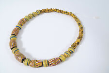 Strang seltene Glasperlen BP94 Rare African Trade Beads