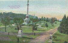 GETTYSBURG PA – National Cemetery